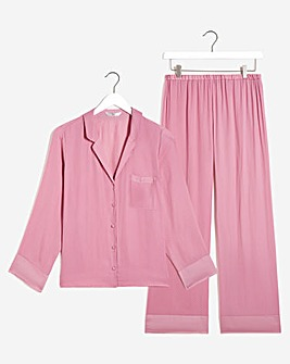 Boux Avenue Jerry Jacquard Pyjama Set