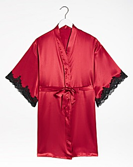 Boux Avenue Darcie Lace Trim Robe
