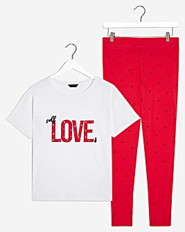 Ann Summers Self Love Pyjamas