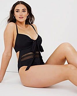Boux Avenue Morella Wrap Swimsuit