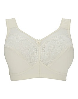 Miss Mary Marguerite Cotton Non-wired Bra