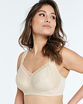Miss Mary Jacquard Delight Non Wired Bra