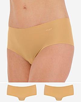 Sloggi 2Pack Zero Microfibre Shorts