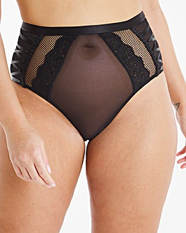 Gabi Fresh Playful Promises Net & Lace Briefs