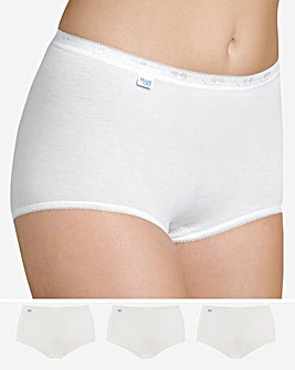 Sloggi 3Pack Basic H Maxi Briefs