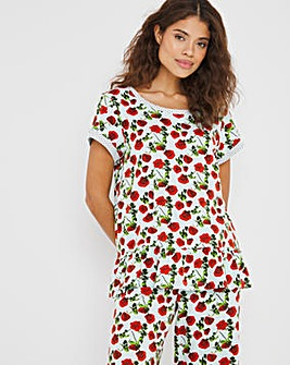 Joe Browns Summer Roses PJ Set