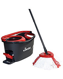 Vileda Turbo Mop and Bucket Set