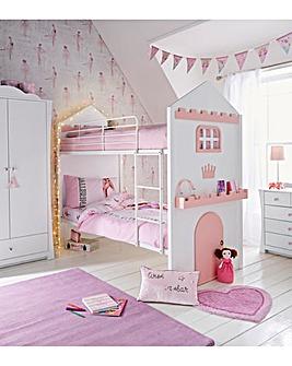 Castle Feature Bunk Bed
