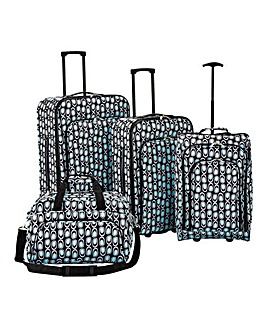 4 Piece Value Luggage Set