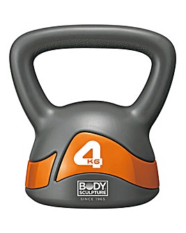 Bodysculpture Grip Handle Kettlebell