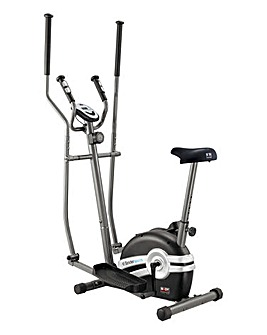 Body Sculpture 2 in 1 Cross Trainer