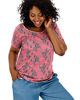 c4500cbc70acd Plus size womens tops in Ireland online | Tunics, Blouses, T-shirts ...