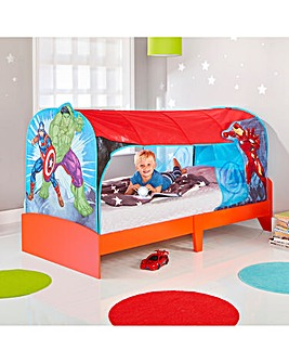 Avengers Over Bed Tent Den