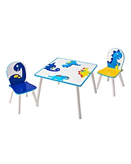 Dinosaurs Table and Chair set