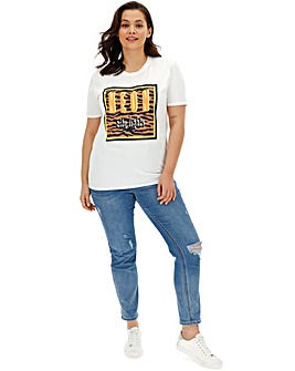 Neon City Lights T-Shirt