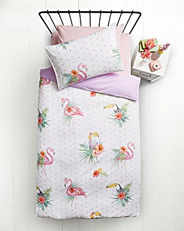 Flamingo Duvet Set