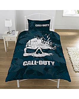 Call of Duty Camouflage Duvet
