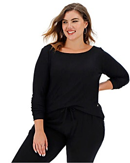 Soft Touch Off Shoulder Top