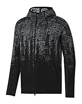 adidas Zone Pulse Knitted Hoody