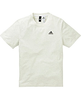adidas White Essential Base T-Shirt