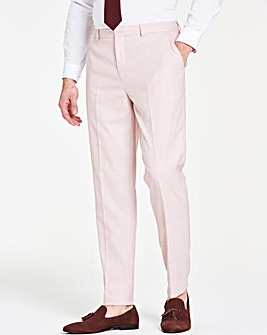 Light Pink Harry Suit Trousers
