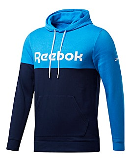 Reebok Elements Over The Head Liner Hoodie