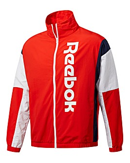 Reebok Elements Linear Woven Jacket