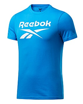 Reebok GS Stacked T-Shirt