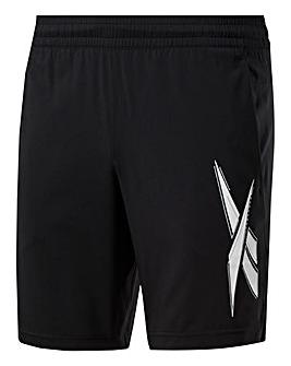 Reebok Logo Workout Shorts