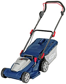 37cm Cordless Rotary Lawnmower - 40V