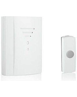 Wireless Doorbell with Plug In Chime