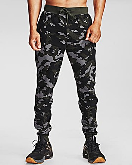 Under Armour Rival Fleece Camo Joggers