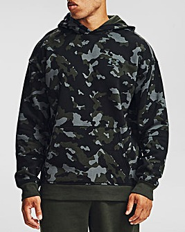 Under Armour Rival Fleece Camo Hoodie