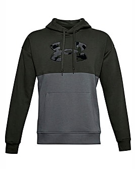 Under Armour Rival Colour Block Hoodie
