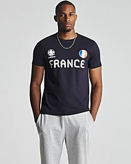 France Cotton T-Shirt
