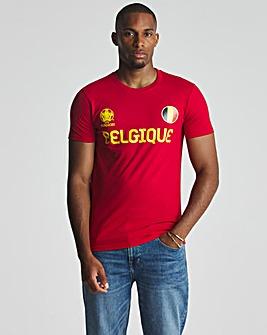 Belgium Cotton T-Shirt