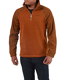 Craghoppers Baker Half Zip Fleece