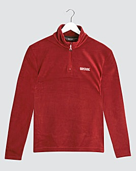 Regatta Thompson Quarter Zip Fleece