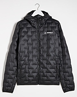 adidas Terrex Light Down Hooded Jacket