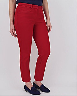 Red Kate 4-Way Stretch Trousers
