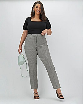 Houndstooth Kate 4-Way Stretch Trousers
