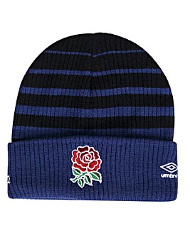 Umbro England Striped Beanie