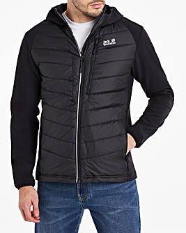 Jack Wolfskin Skyland Hybrid Jacket