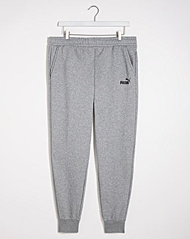 Puma Essentials Logo Fleece Pants