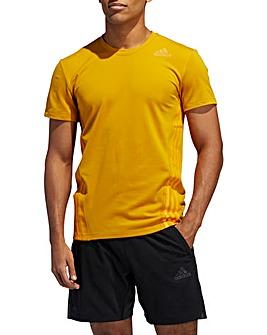 adidas Aero 3stripe T-Shirt
