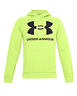 Under Armour Rival Big Logo Hoodie