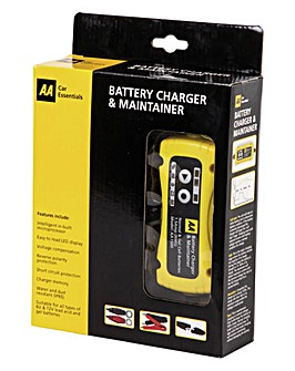 6V/12V Smart Trickle Car Battery Charger