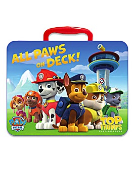 Top Trump Tin - Paw Patrol