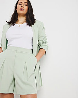 Sage Tailored Bermuda Short