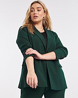 Dark Green New Improved Quality PVL Blazer